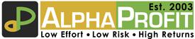 AlphaProfit Logo